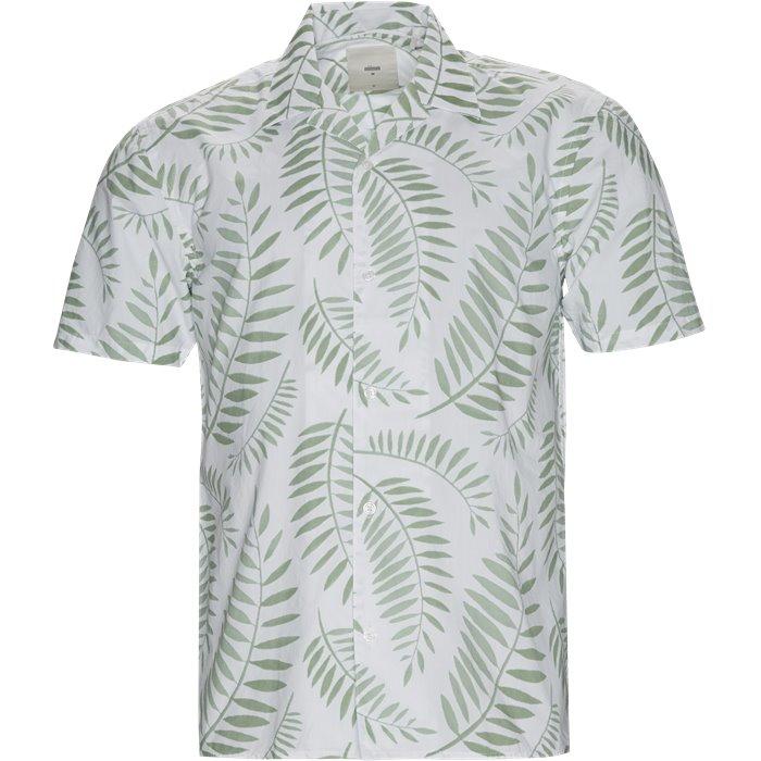 EMANUEL - Skjorter - Regular - Grøn