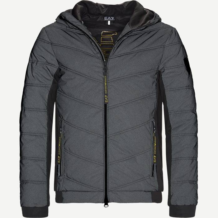Jackets - Slim - Grey