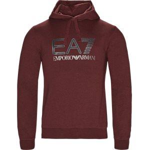 Hætte Sweatshirt Regular | Hætte Sweatshirt | Bordeaux