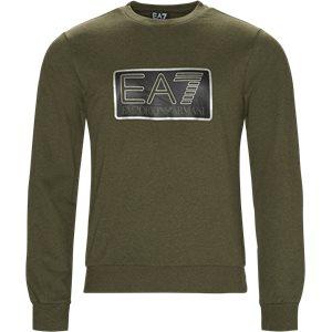 Crew Neck Sweatshirt Regular | Crew Neck Sweatshirt | Army