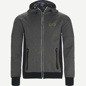 Hoodie Sweatshirt Regular | Hoodie Sweatshirt | Grå