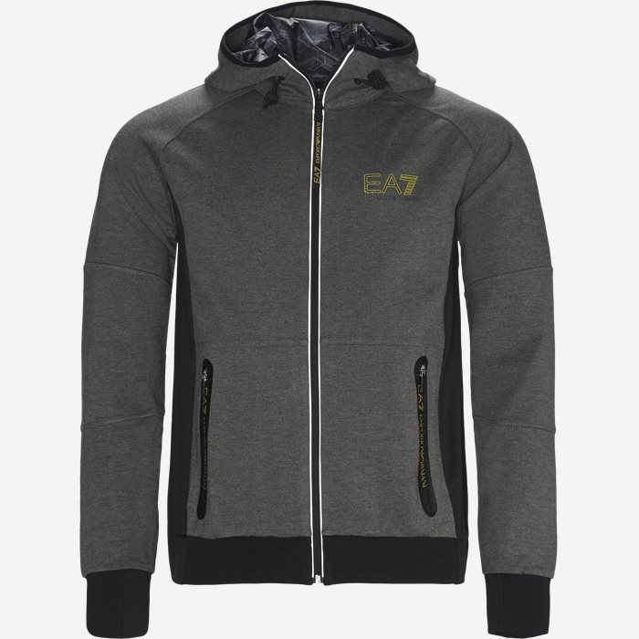 Sweatshirts - Regular - Grau
