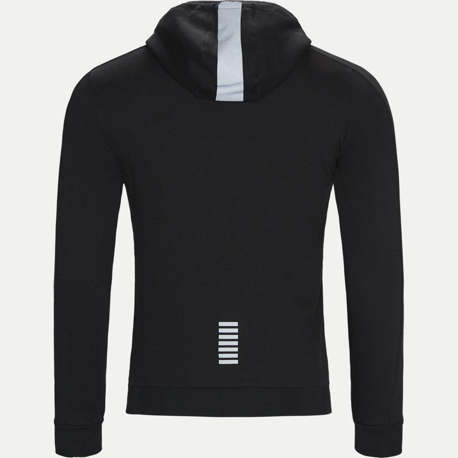 PJ07Z-6ZPM62 - Hoodie Sweatshirt - Sweatshirts - Regular - SORT - 2