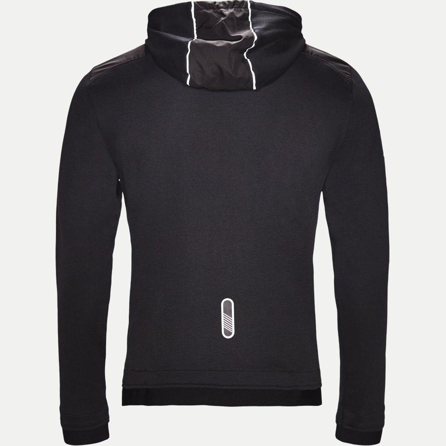 PJF3Z-6ZPM30 - Hooded Zippered Jacket - Sweatshirts - Regular - SORT - 2