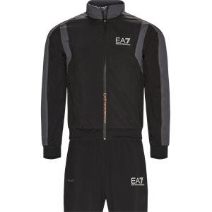Tracksuit Regular | Tracksuit | Sort