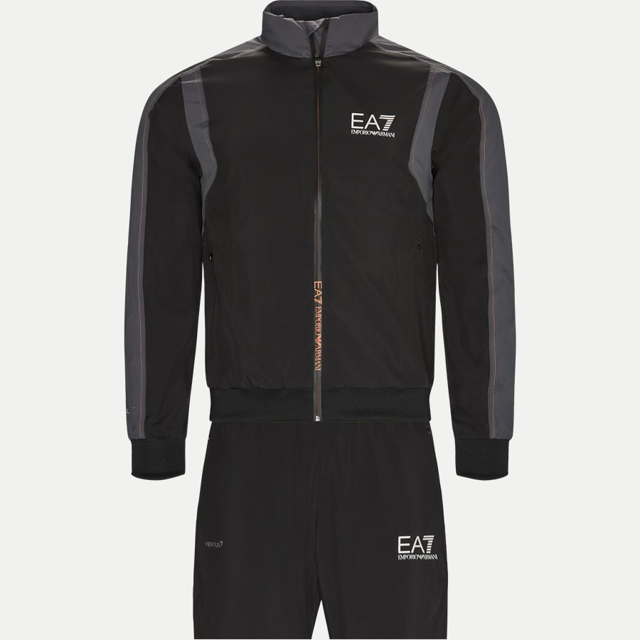 PN36Z-6ZPV01 - Tracksuit - Sweatshirts - Regular - SORT - 1