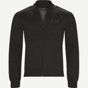 Full Zip Sweatshirt Regular | Full Zip Sweatshirt | Grå