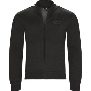 Full Zip Sweatshirt Regular | Full Zip Sweatshirt | Grå