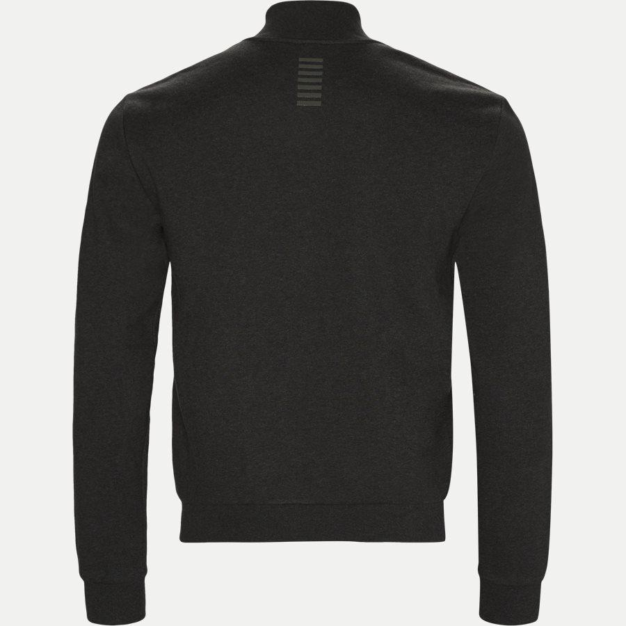 PJ07Z-6ZPV51 VR. 43 - Full Zip Sweatshirt - Sweatshirts - Regular - GRÅ - 2
