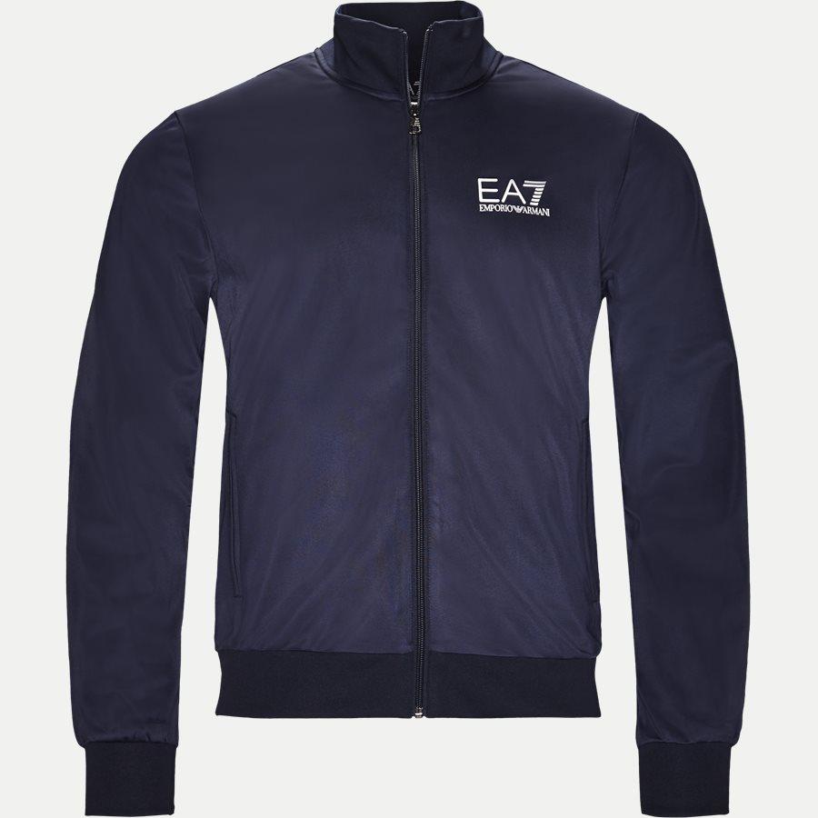 PJ08Z-6ZPV70 VR. 43 - Sweatshirt - Sweatshirts - Regular - NAVY - 1
