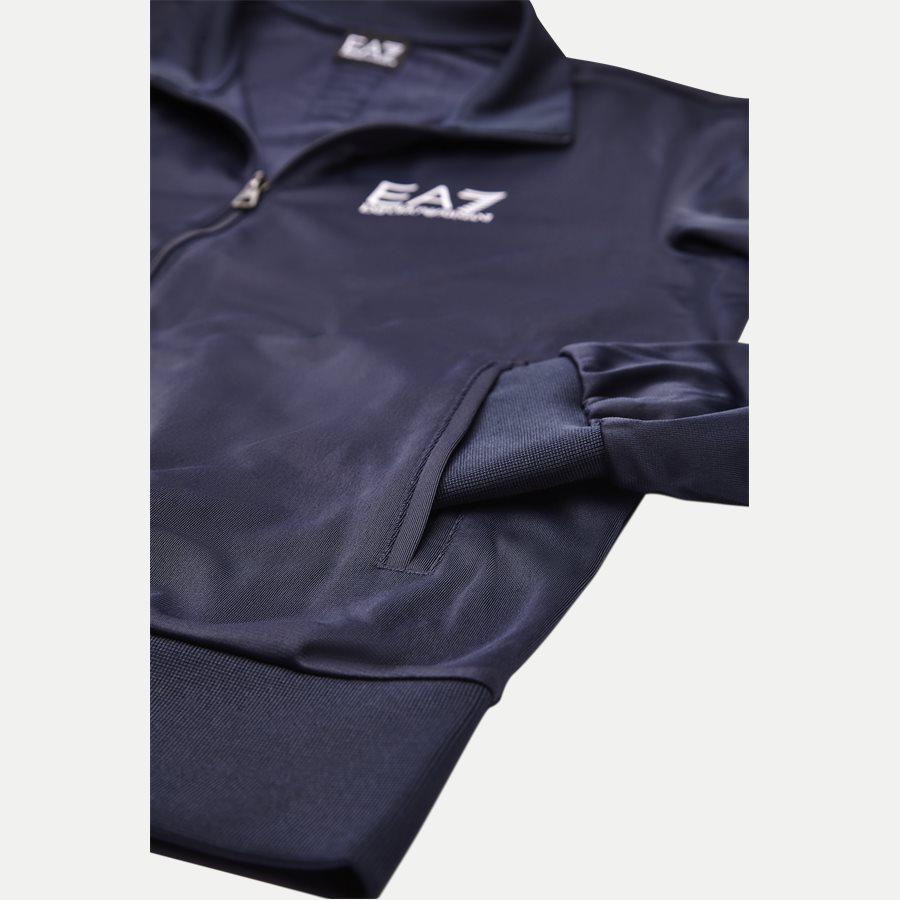 PJ08Z-6ZPV70 VR. 43 - Sweatshirt - Sweatshirts - Regular - NAVY - 4