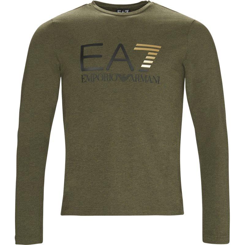 Ea7 - Langærmet T-shirt