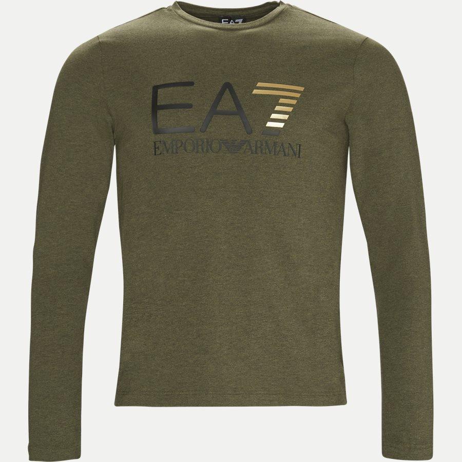PJ20Z-6ZPT22 - Langærmet T-shirt - T-shirts - Regular - ARMY - 1