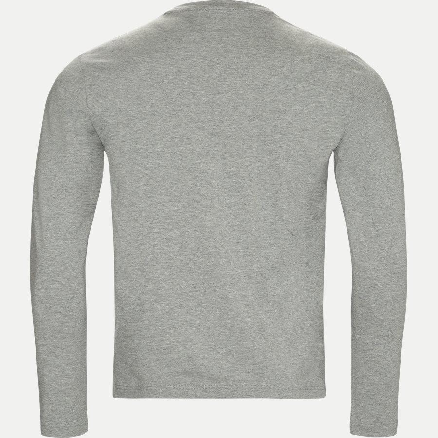 PJ20Z-6ZPT22 - Langærmet T-shirt - T-shirts - Regular - GRÅ - 2