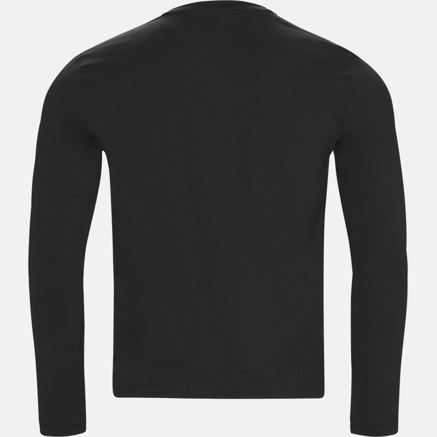 PJ20Z-6ZPT22 - Langærmet T-shirt - T-shirts - Regular - SORT - 2