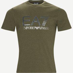Print T-shirt Regular | Print T-shirt | Army