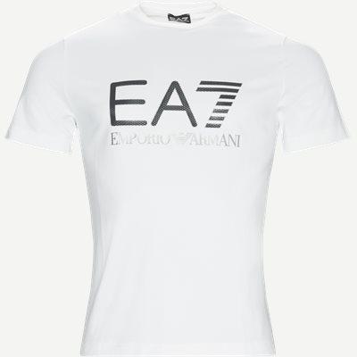 Print T-shirt Regular   Print T-shirt   Hvid