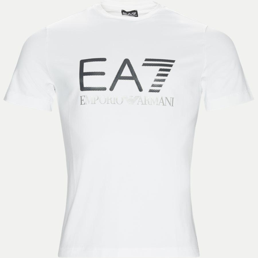 PJ20Z-6ZPT25 - Print T-shirt - T-shirts - Regular - HVID - 1