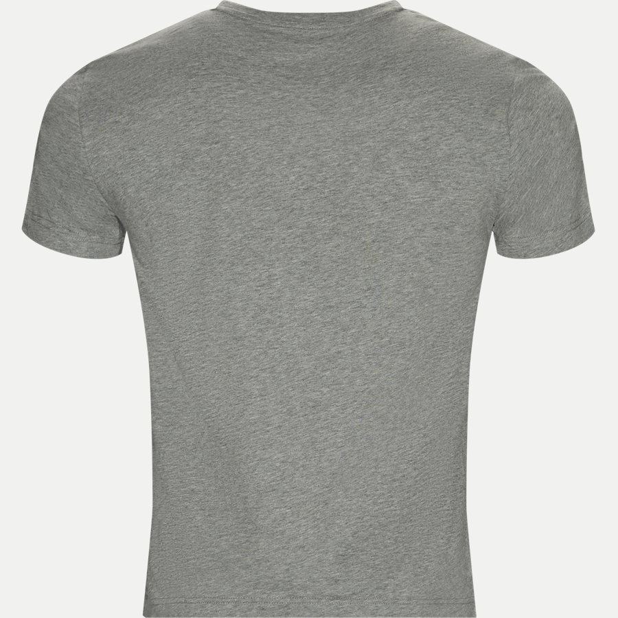 PJ02Z-6ZPT81 - Crew Neck T-shirt - T-shirts - Regular - GRÅ - 2