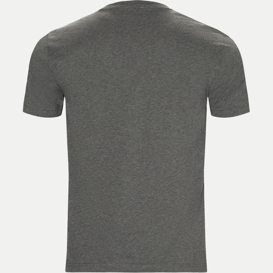 PJM9Z-6ZPT23 - Crew Neck T-shirt - T-shirts - Regular - GRÅ - 2