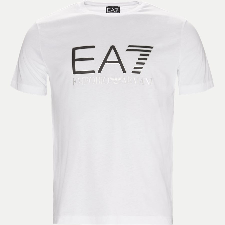 PJM9Z-6ZPT23 - Crew Neck T-shirt - T-shirts - Regular - HVID - 1