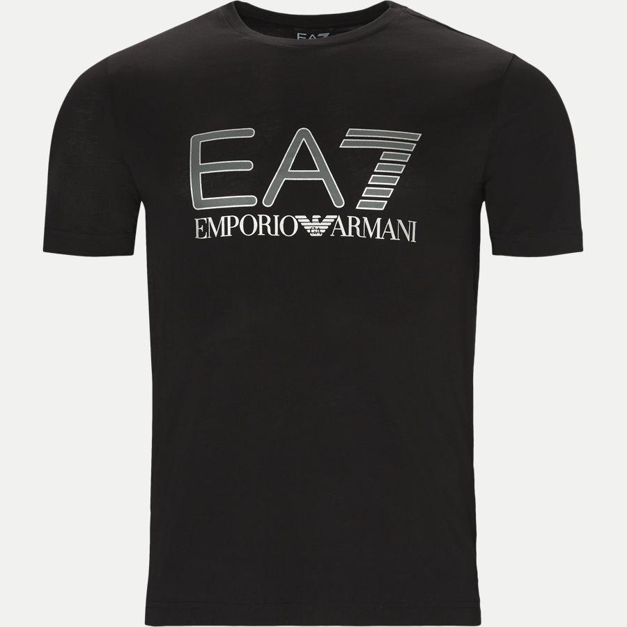 PJM9Z-6ZPT23 - Crew Neck T-shirt - T-shirts - Regular - SORT - 1