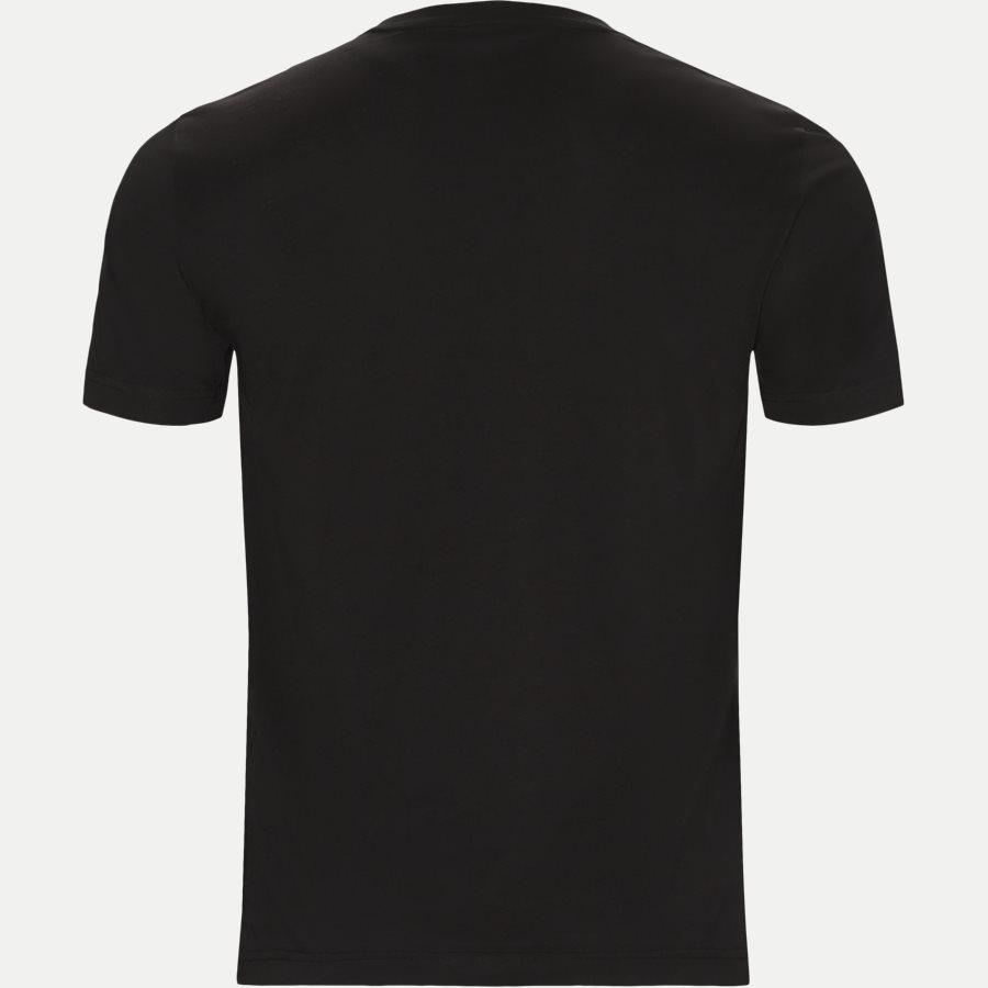PJM9Z-6ZPT23 - Crew Neck T-shirt - T-shirts - Regular - SORT - 2