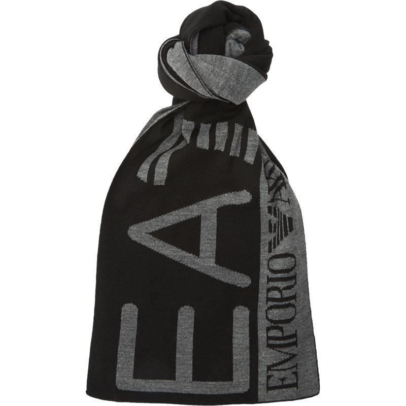 ea7 – Ea7 - logo scarf fra kaufmann.dk