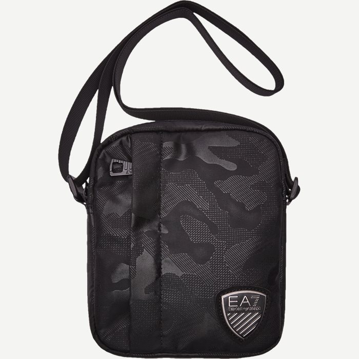 Train Soccer M Pouch Handbag - Tasker - Sort