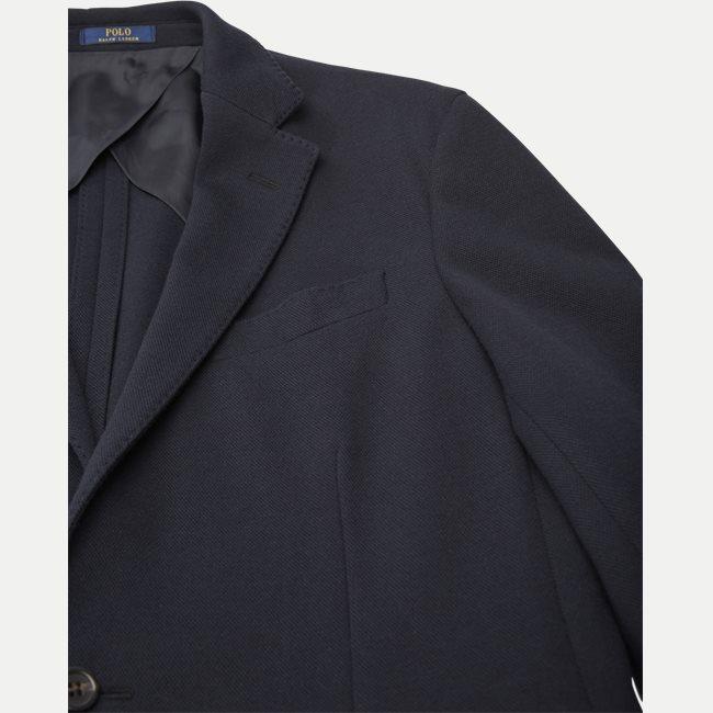 Woven Pique Sports Coat