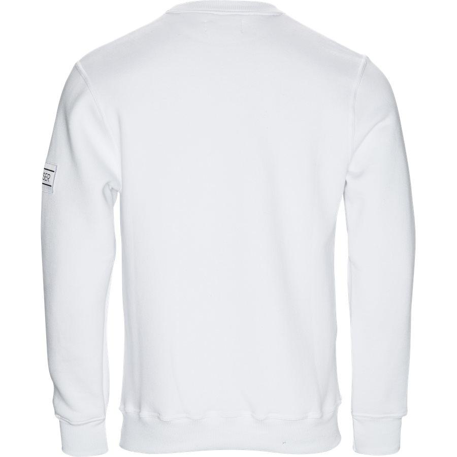 ANTIBES - Antibes Sweatshirt - Sweatshirts - Regular - WHITE - 2