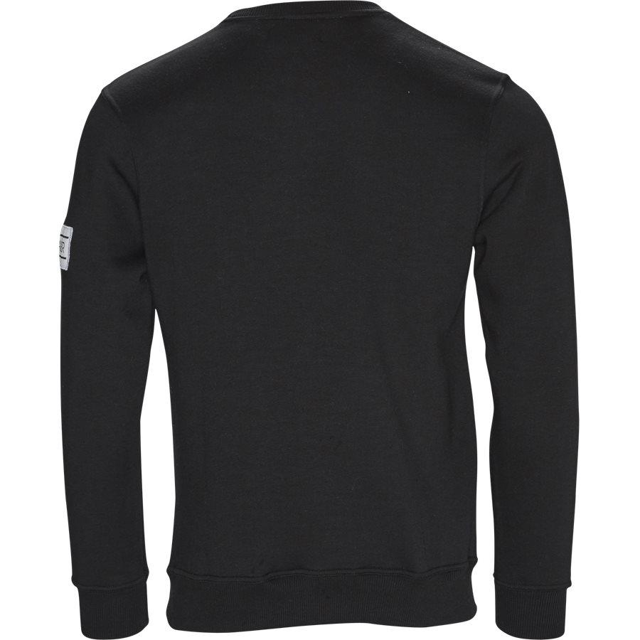 PROVENCE - Provence Sweatshirt - Sweatshirts - Regular - BLACK - 2
