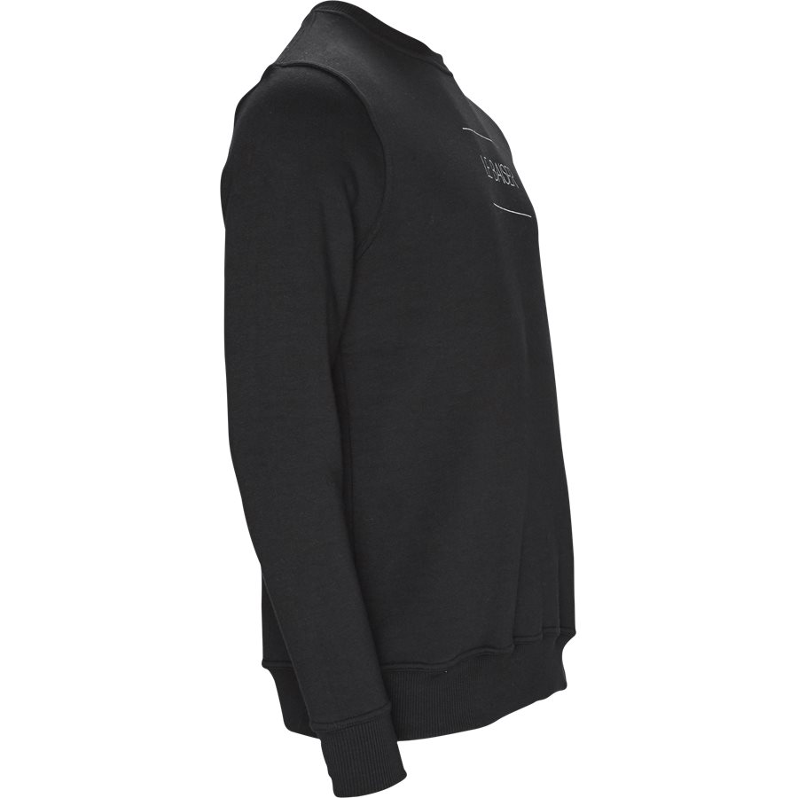 PROVENCE - Provence Sweatshirt - Sweatshirts - Regular - BLACK - 4