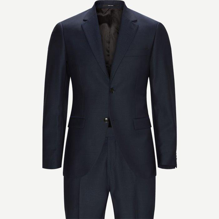 Kostymer - Slim - Blå