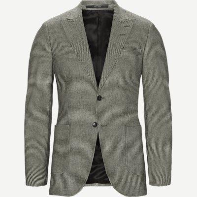 1903Pa Blazer Slim | 1903Pa Blazer | Grå