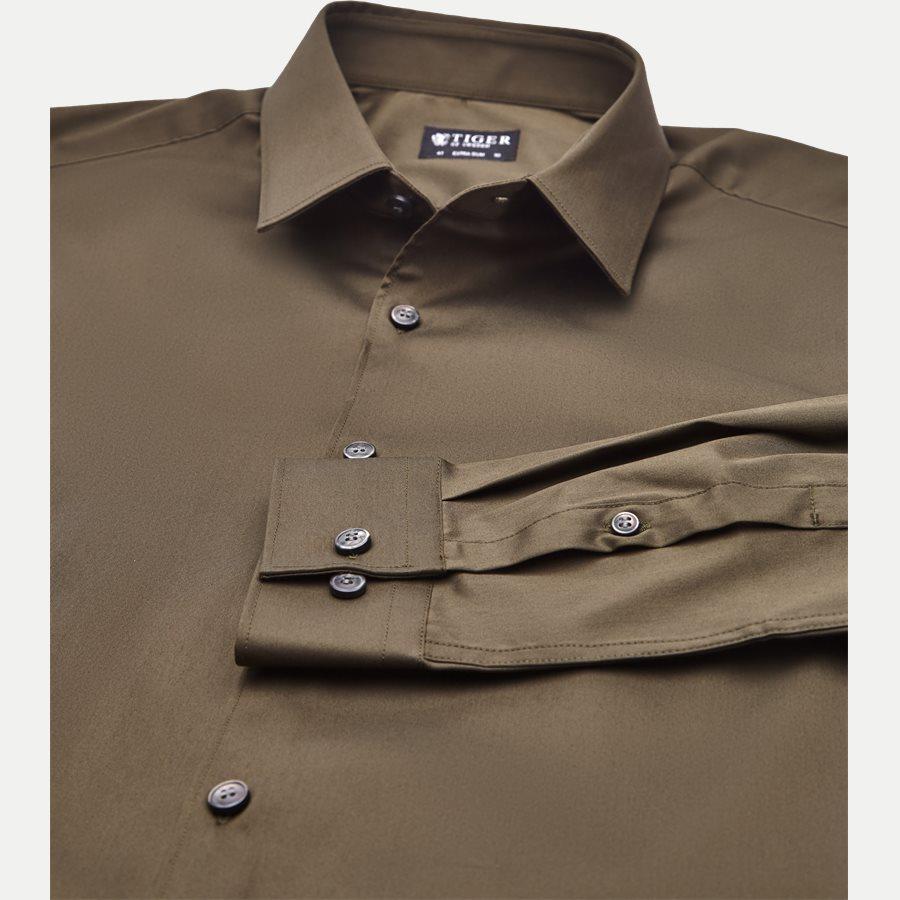 39243 FILBRODIE - Filbrodie Skjorte - Skjorter - Ekstra slim fit - GRØN - 3