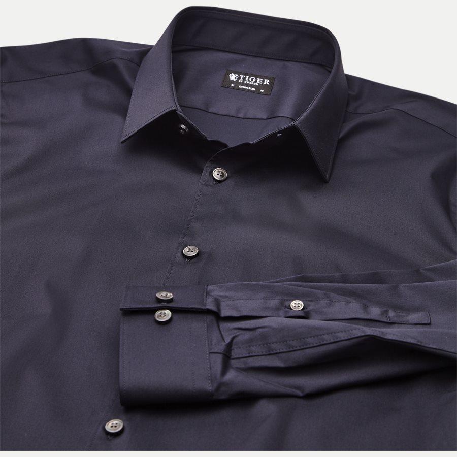 39243 FILBRODIE - Filbrodie Skjorte - Skjorter - Ekstra slim fit - NAVY - 3