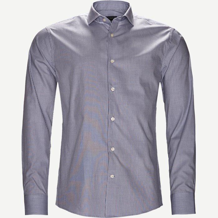 Farrell5 Skjorte - Skjorter - Slim - Grå