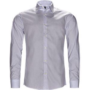 Farrell Skjorte Slim | Farrell Skjorte | Blå