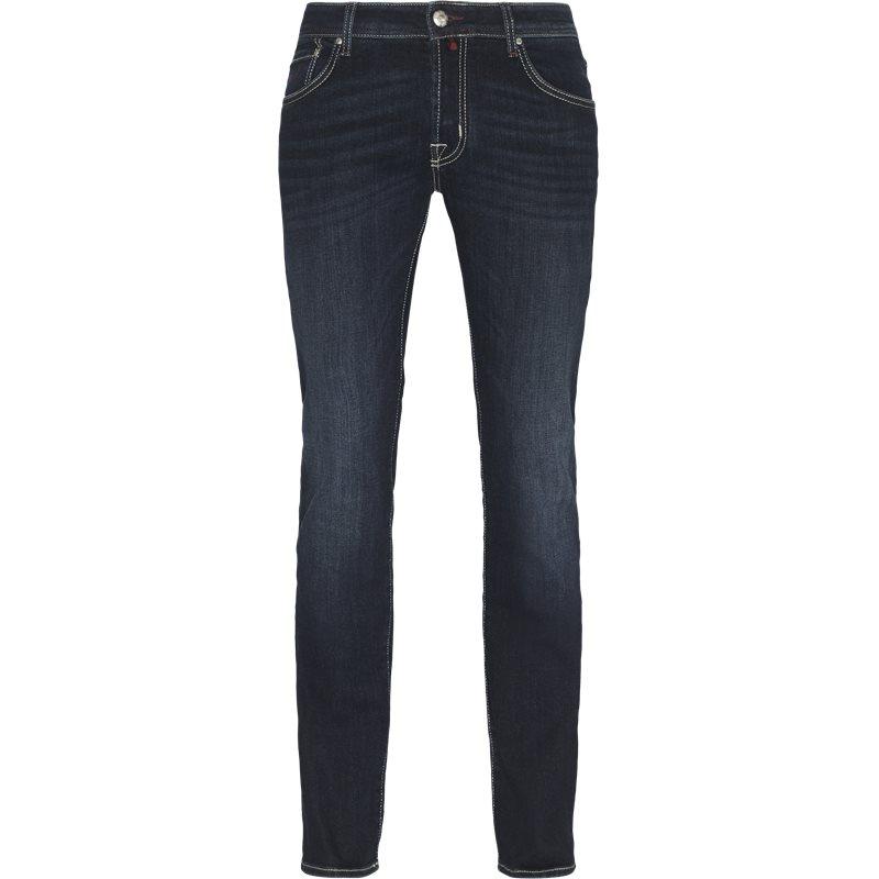 Jacob cohã«n - pv622 handmade tailored jeans fra jacob cohã«n fra kaufmann.dk