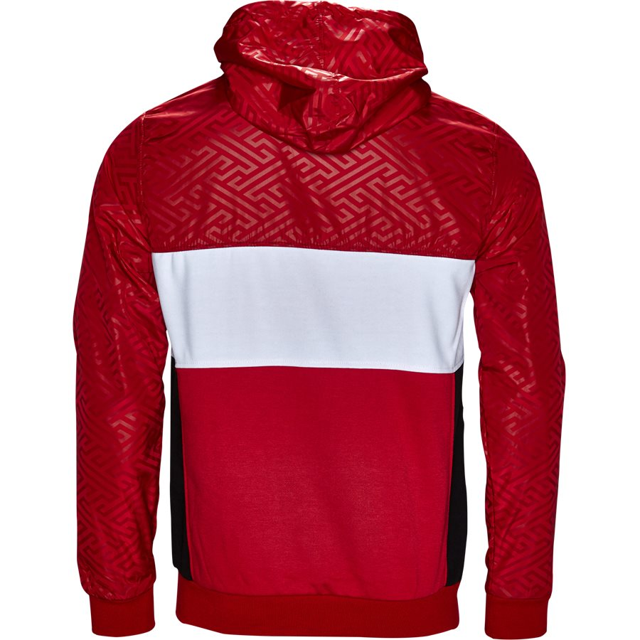 PM 257 025 - PM 257 Sweatshirt - Sweatshirts - Regular - RØD - 2