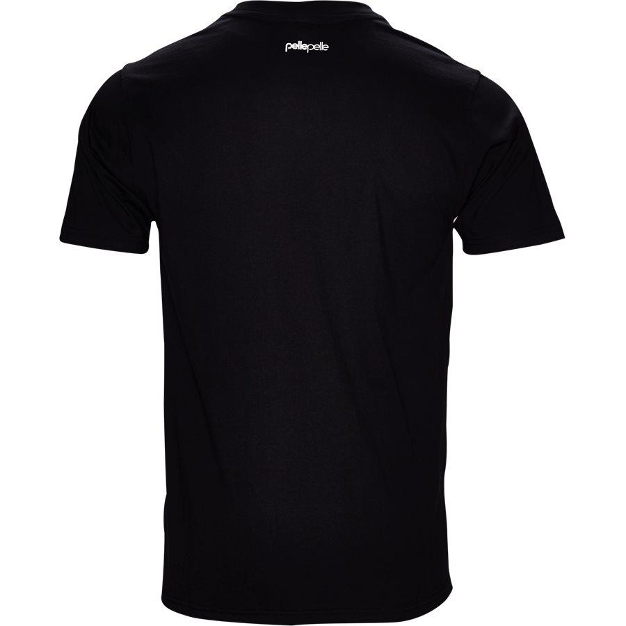 PM 303 1801 - PM 303 - T-shirts - Regular - SORT - 2