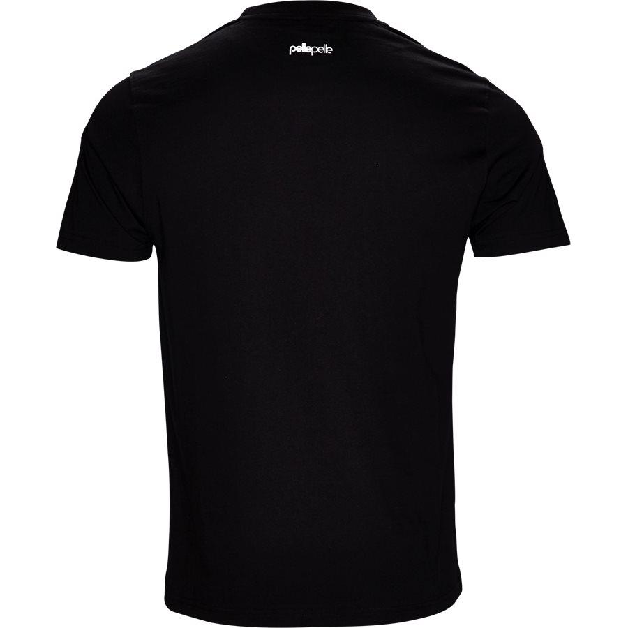 PM 304 001 - PM 304 - T-shirts - Regular - SORT - 2
