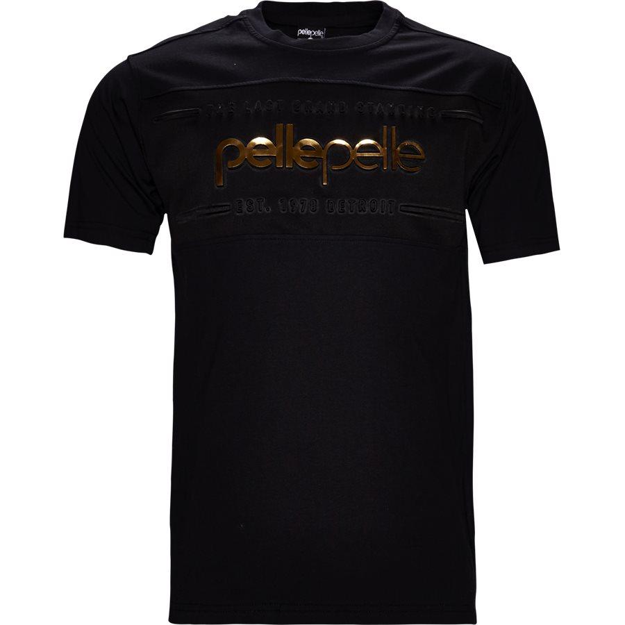 PM 323 005 - PM 323 - T-shirts - Regular - SORT - 1