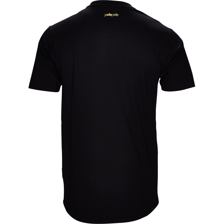 PM 323 005 - PM 323 - T-shirts - Regular - SORT - 2