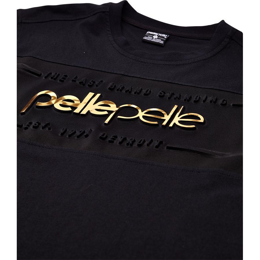 PM 323 005 - PM 323 - T-shirts - Regular - SORT - 3