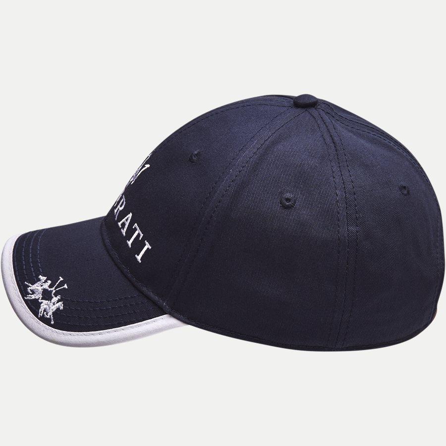 MUHM01 TW099 - Logo Cap - Caps - NAVY - 3