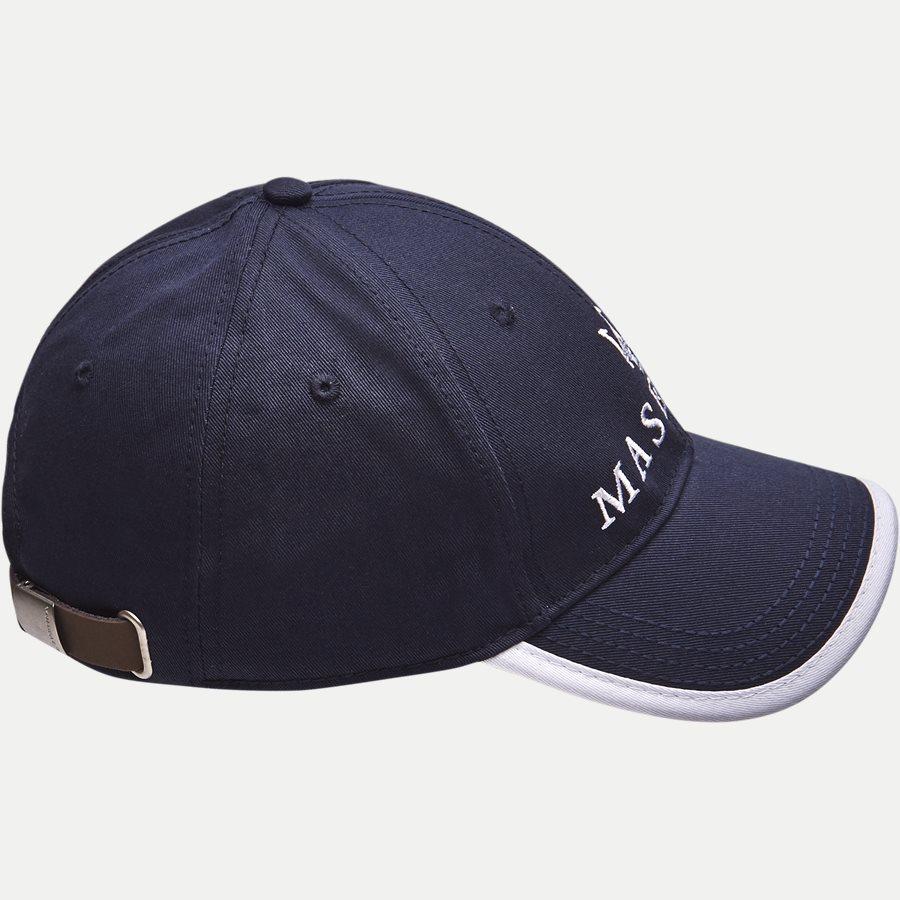 MUHM01 TW099 - Logo Cap - Caps - NAVY - 4
