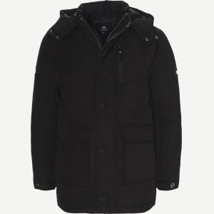 Two Layer Twill Down Jacket Regular | Two Layer Twill Down Jacket | Sort