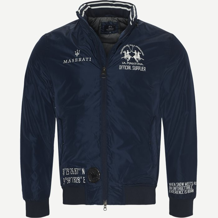 Maserati Jacket - Jakker - Regular - Blå
